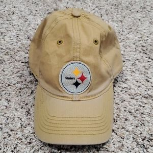 Pittsburgh Steelers fitted women's hat NWOT